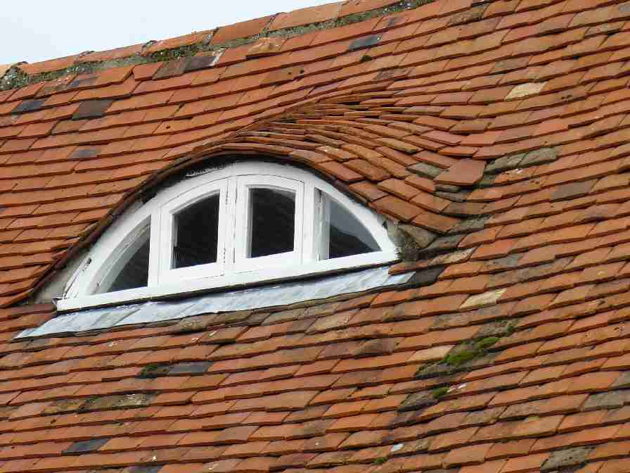 Marshalls oxfordshire and berkshire chartered surveyors for Eyebrow dormer windows