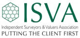 The Independent Surveyors and Valuers Association logo.